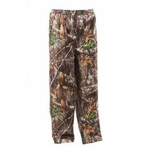Realtree Men's Scent Control Pants